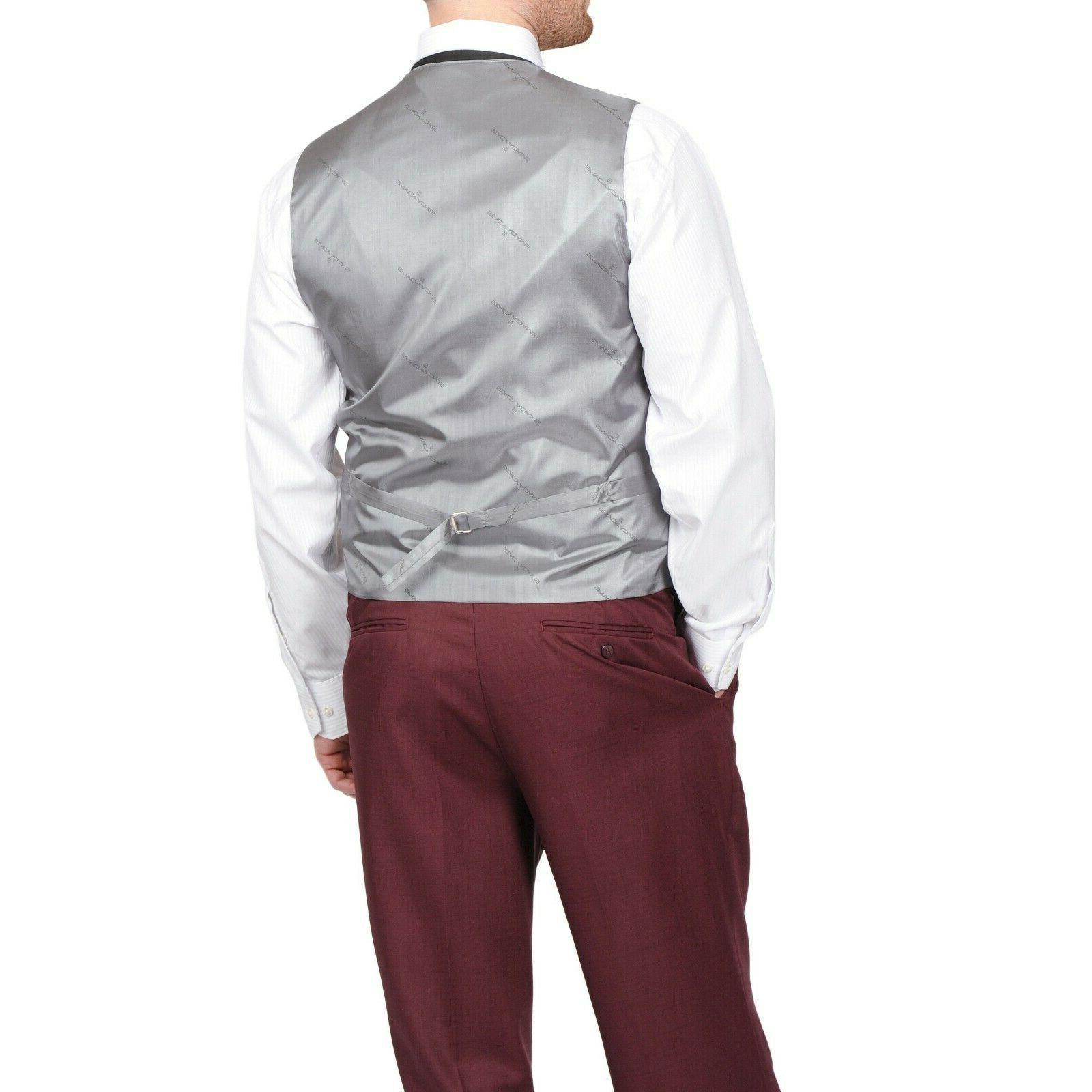 Brand Burgundy Piece Suit Coat- 29R