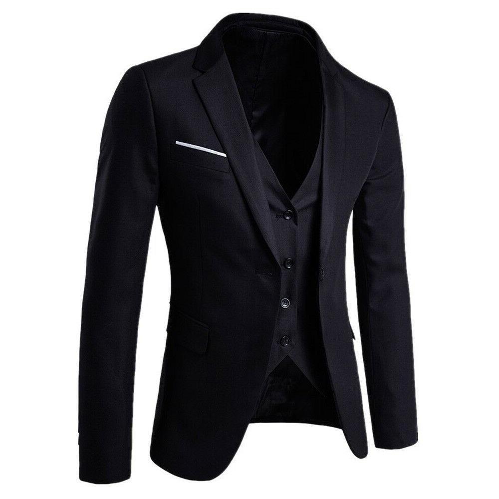 US Suit Business Men Suit Wedding & Pants