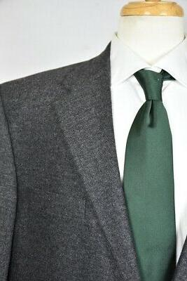 HICKEY & Co WOOL SUIT 46 R