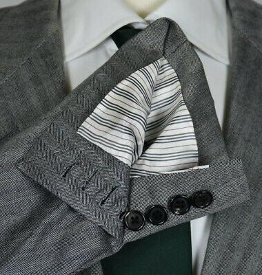 HICKEY For & Gray SUIT Sz 46 R