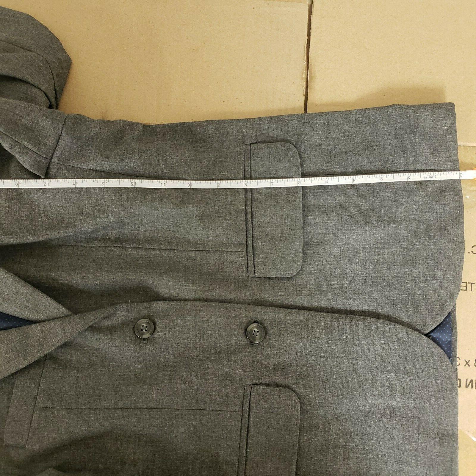 Cat & Jack Dress Jacket Youth Blazer Grey NWT