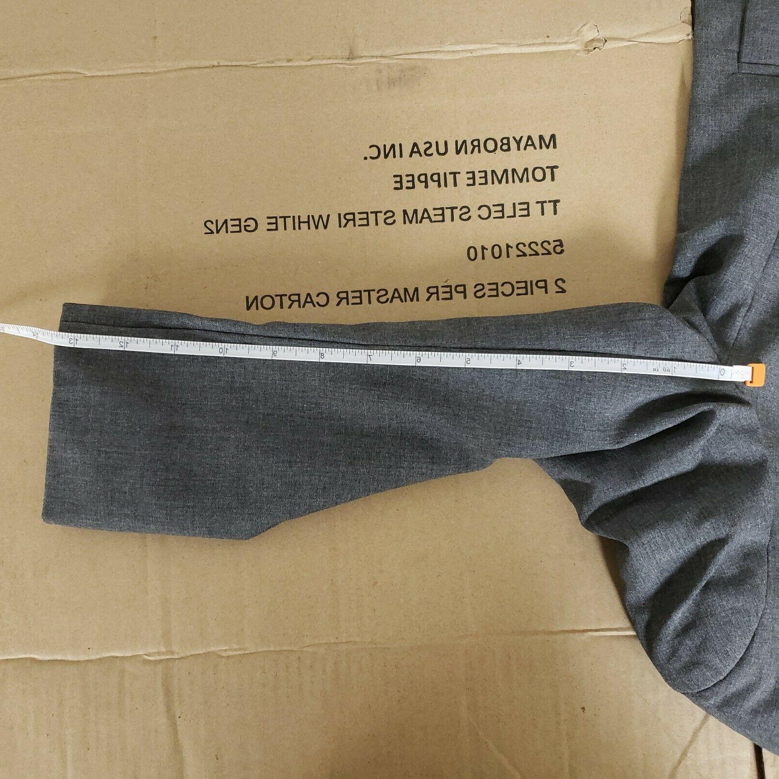 Dress Suit Blazer Grey Size 8 NWT