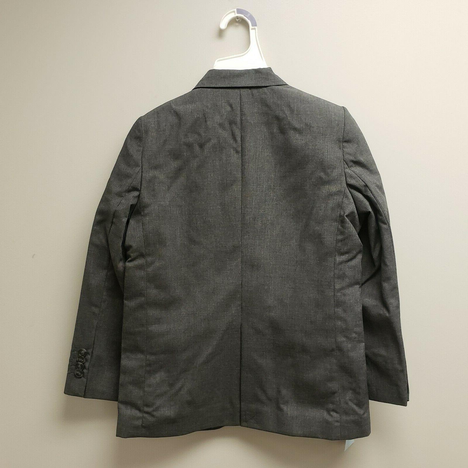 Cat Dress Suit Blazer Grey Size NWT