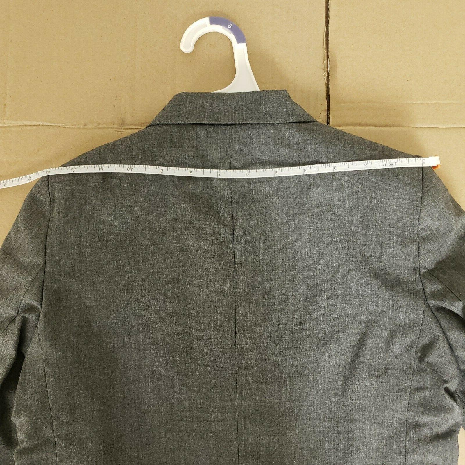 Cat & Boys Dress Blazer Grey Size NWT