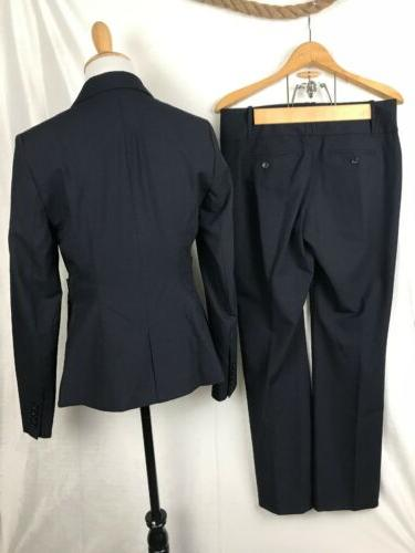 The Women 4 Piece Cassidy Fit Navy