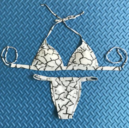 Couple Bathing Bikini Swimwear Bra Swimming Swimsuit
