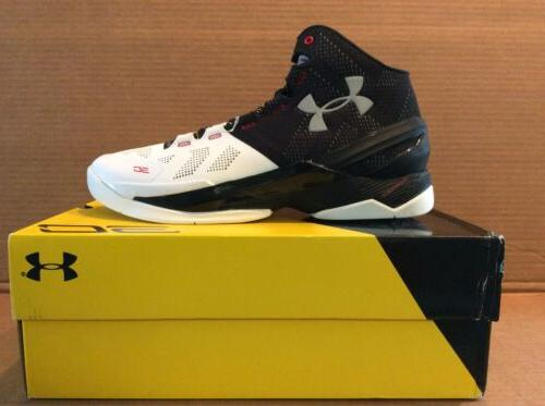 curry 2 suit and tie white black