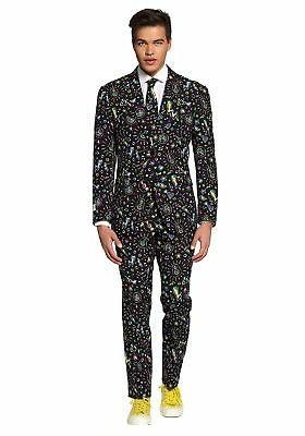 disco dude men s suit opposuit