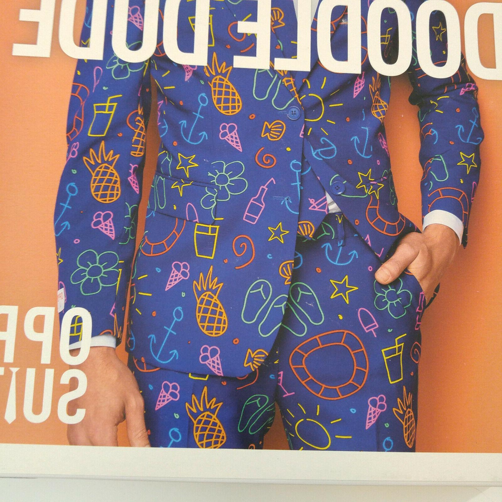 Opposuits Party Suit 42 In Box
