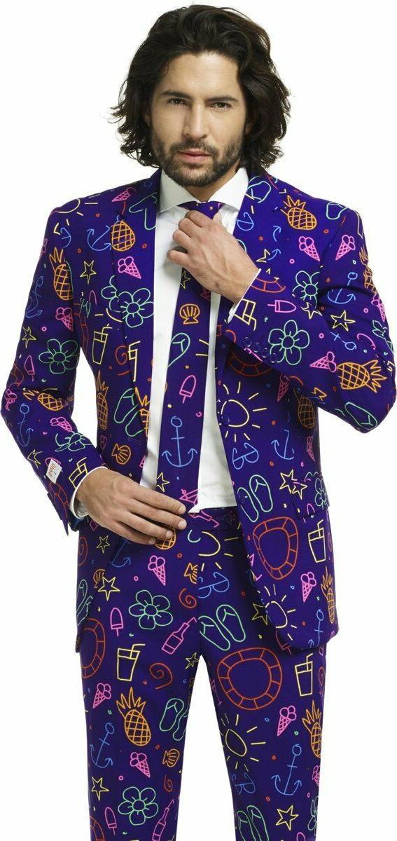 doodle dude suit mens uk 42 us