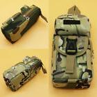 Durable Camouflage Pencil Pen Case Large Army Style Statione