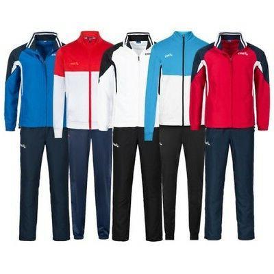 Asics Europe Men's Tracksuit Jump Suit XS M L XL XXL T653Z5