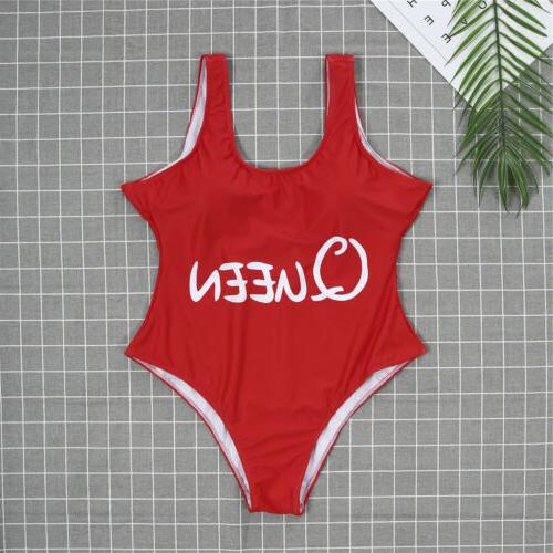 One-piece Swimsuit Bathing