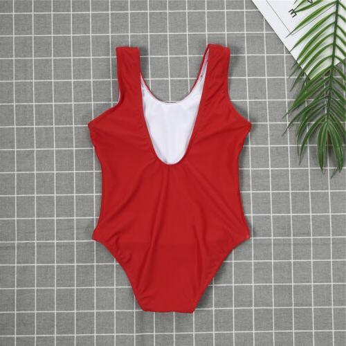 Family Men One-piece Swimwear Monokini Bathing Suit