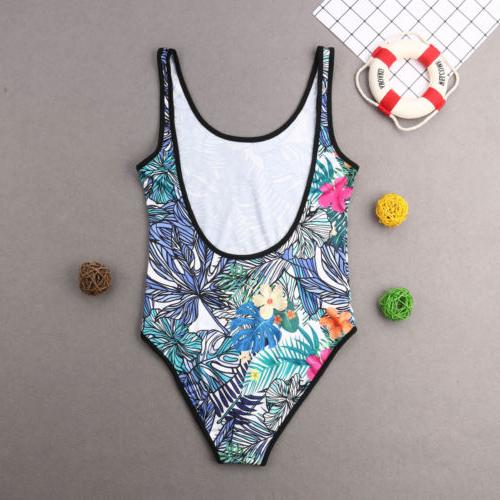 Family Men One-piece Swimsuit Monokini