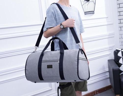 Fashion Men's 2 Travel Suit Bag