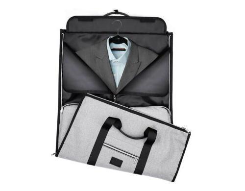 Fashion Men's 2 In 1 Travel Portable Bag