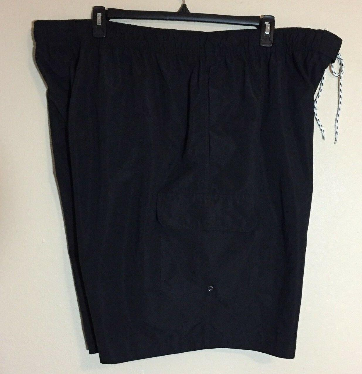 Foundry Bathing Bottom Trunks Cargo Shorts Mens 4XL New