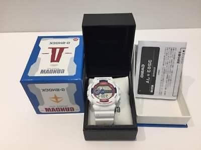 g shock gd 100 gundam mobile suit