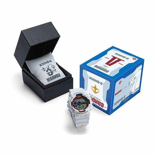 Casio G-SHOCK Suit Gundam 35th Anniversary
