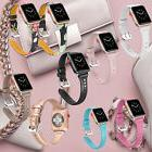 Genuine Leather Watch Band Wrist Strap for Apple Watch iWatc