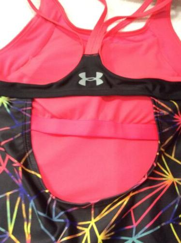 Girls Armour One-Piece Bathing Suit Size 14. -