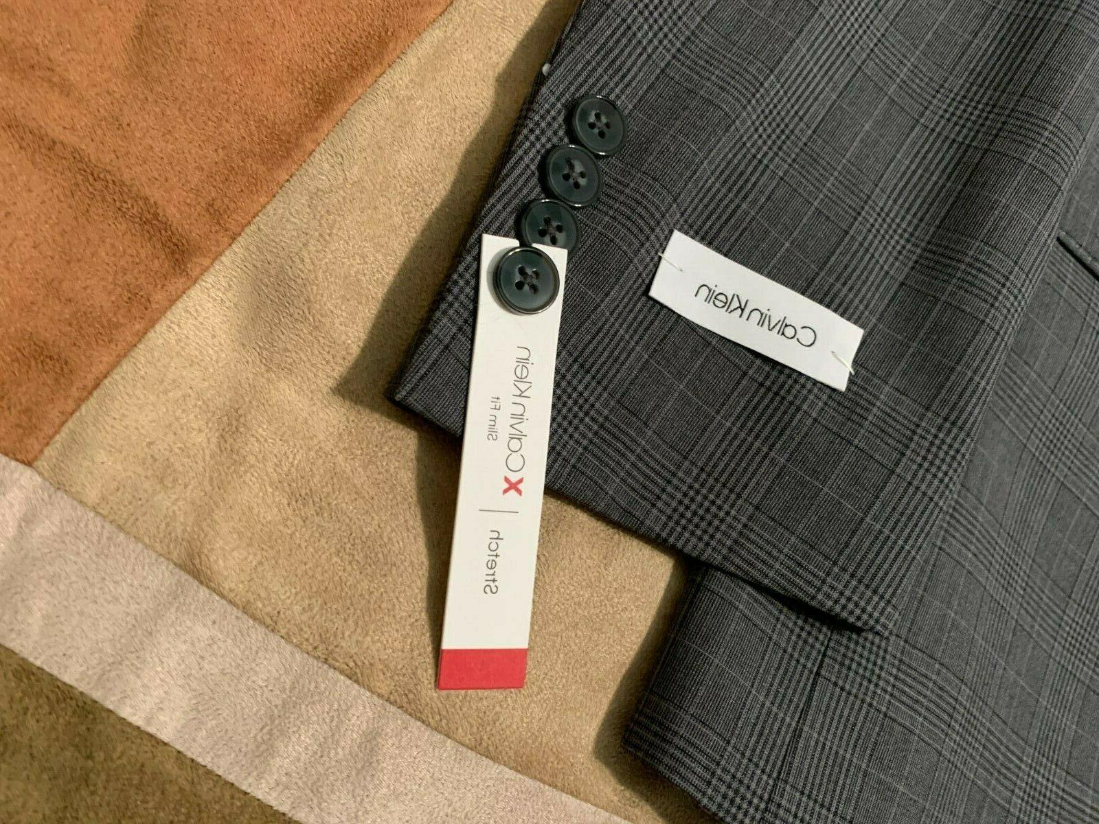 wool stretch sport blazer
