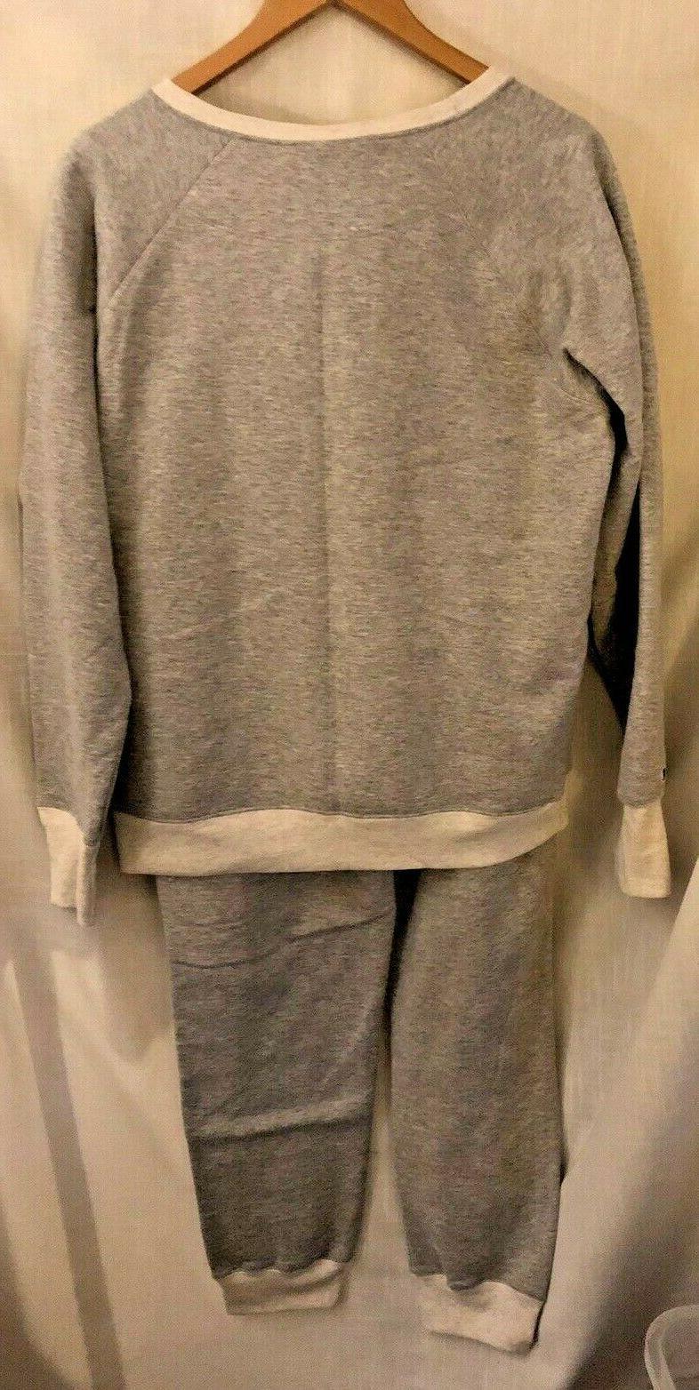 Champion Sweat Suit Oxford Sz