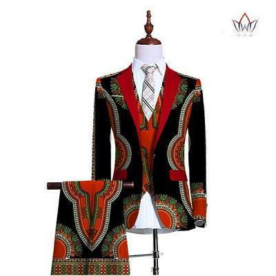 Blazers for Men Piece Slim Cowboy Wedding Suit