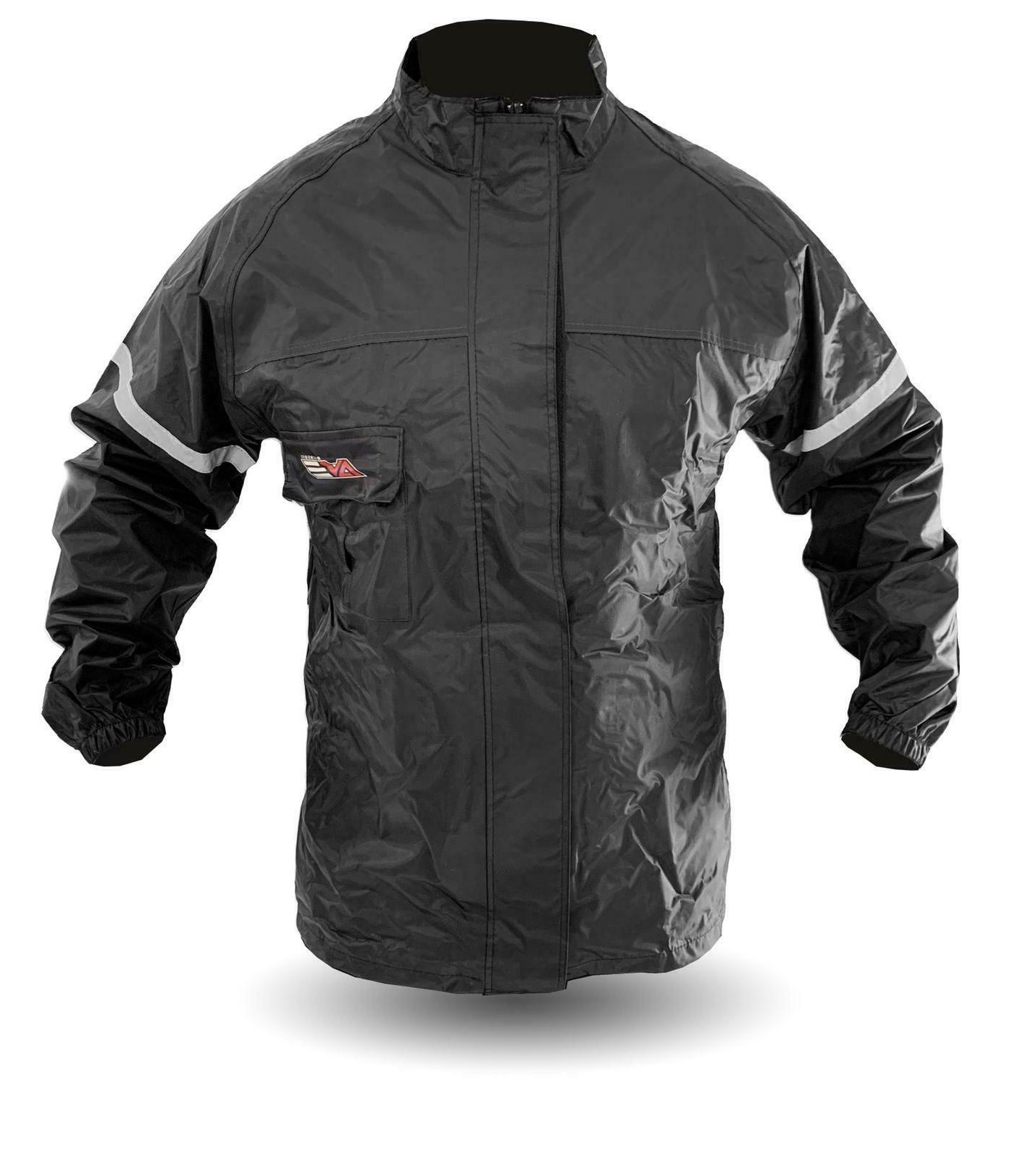 3 Piece AVE Rain Suit - Stay Dry Motorcycle