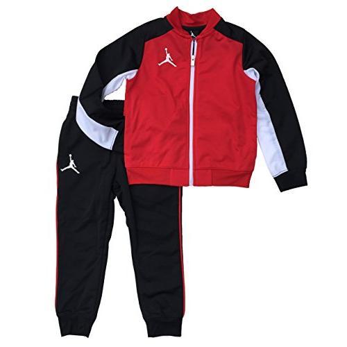 jordan air little boys tricot tracksuit jacket