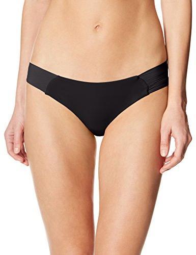 ASICS Keli Bikini Bottom, Black/Black, Medium