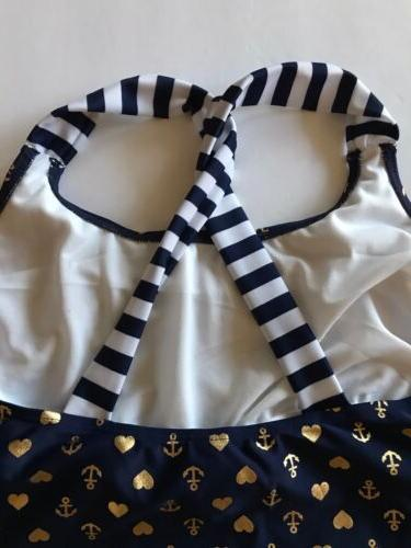 Kids Plus size Plus Swim Cat & Jack Piece sailor