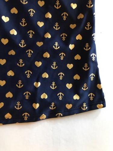 Kids Plus size Plus 16P Cat Jack 2 Piece sailor blue