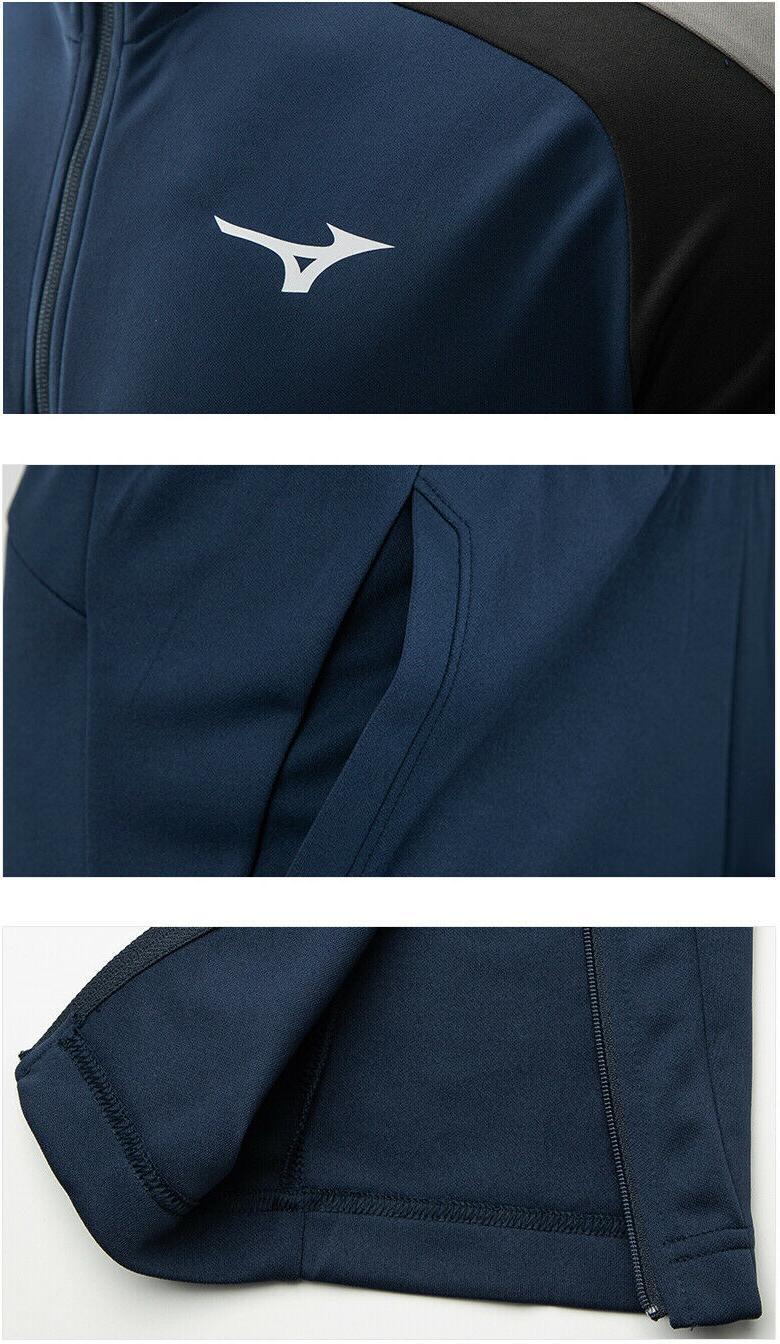 Mizuno Sets Suit Athletic Navy P2MC0K0514