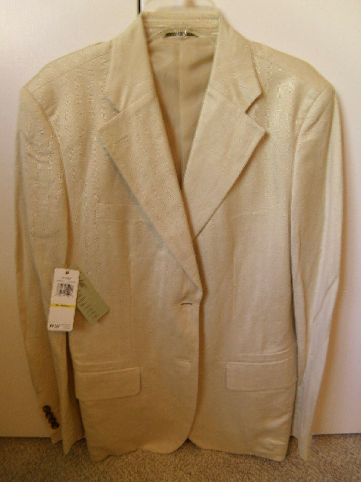 "Lot BLAZERS ""40M"" front button, color for the NWT"