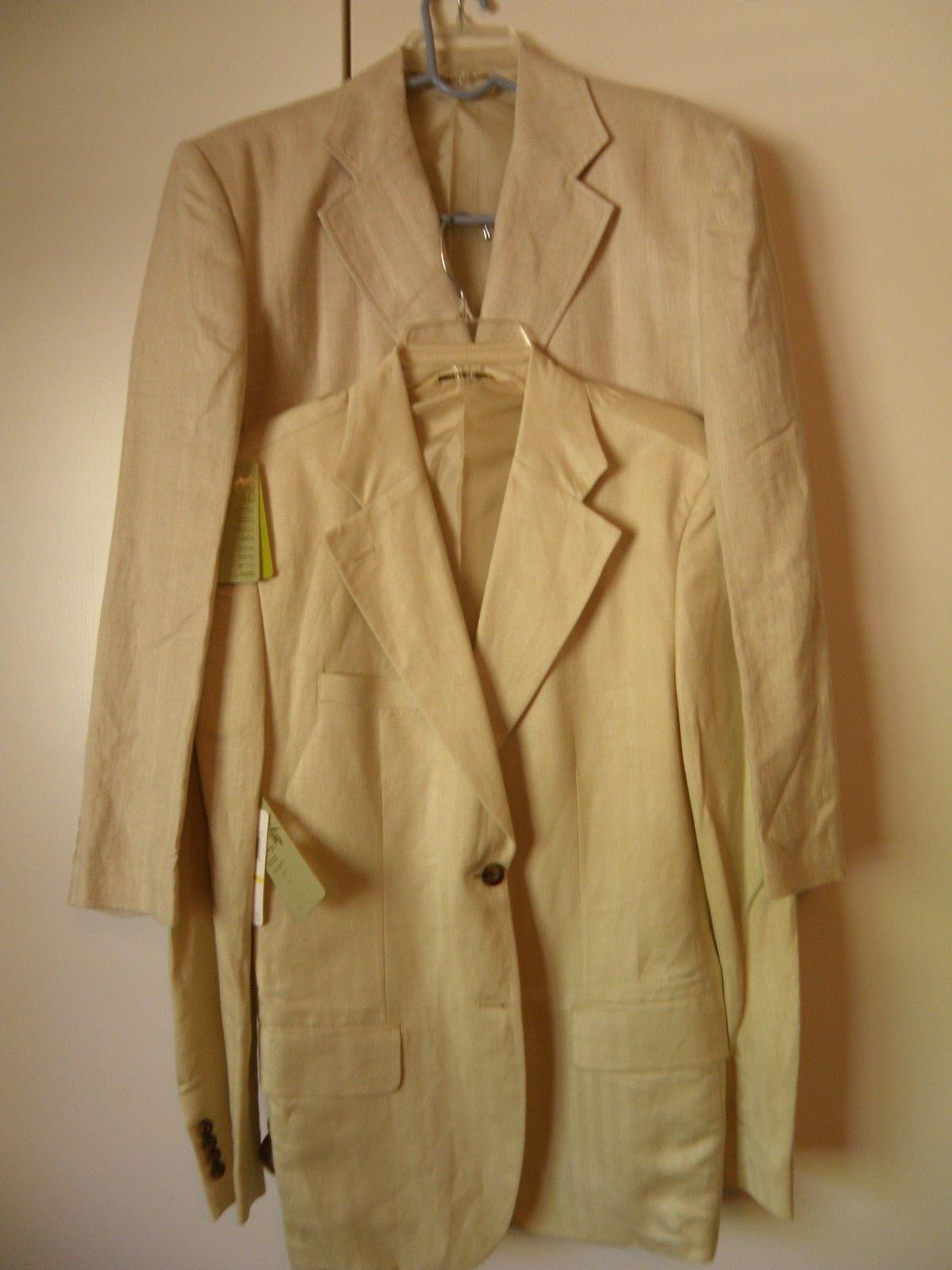lot of 2 blazers 40m 2 front
