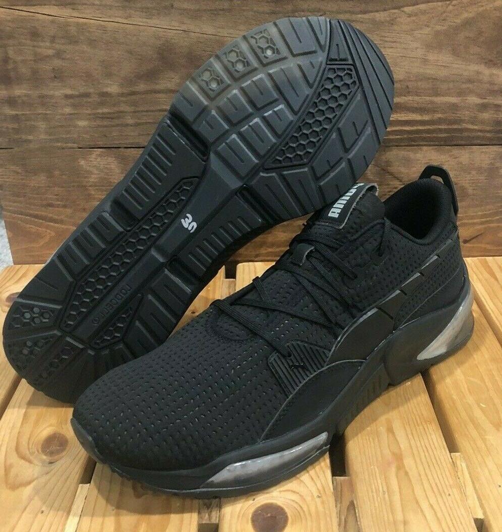 Puma Suit - Black Men's Running Shoes