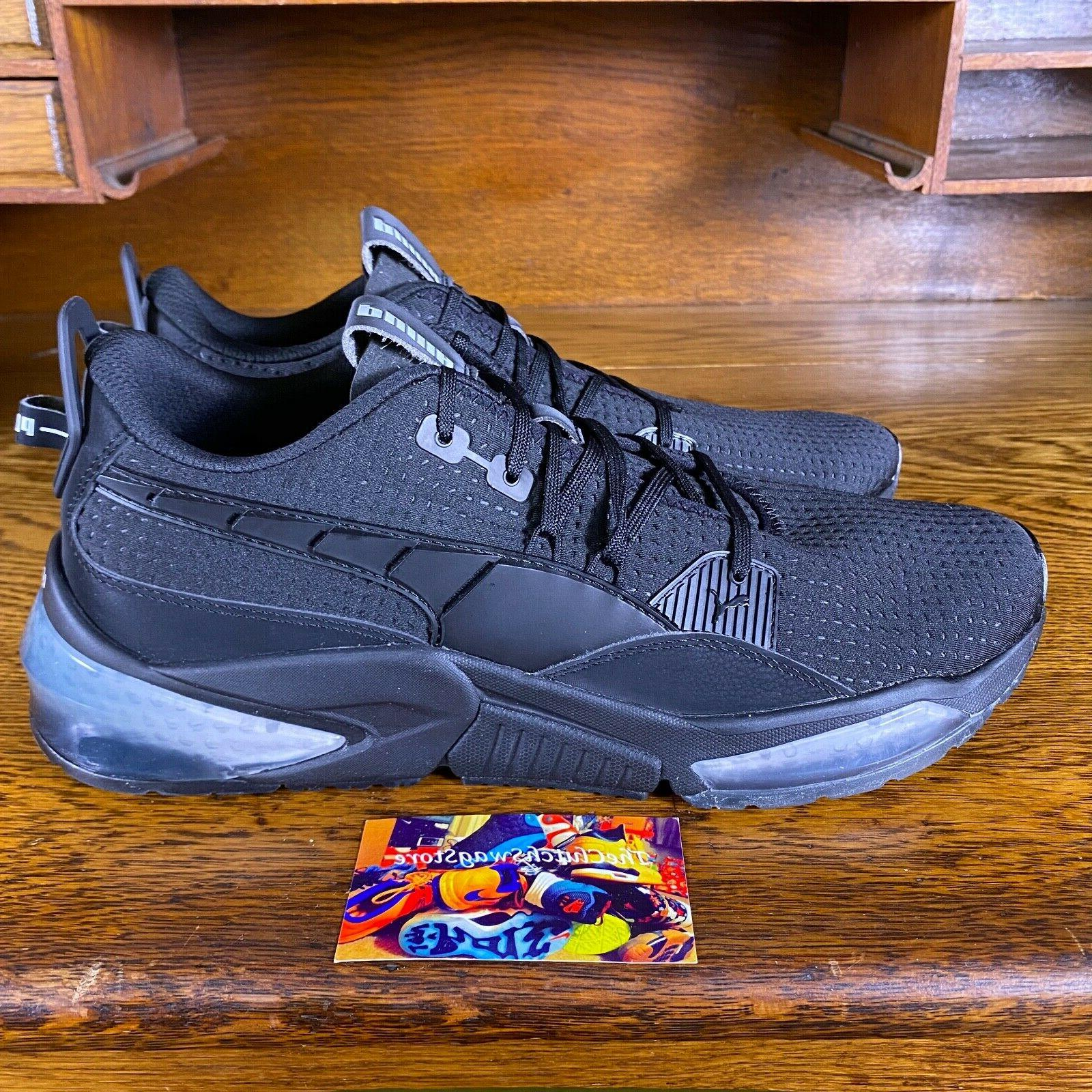 Puma LQDCELL Optic Suit Shoes Black