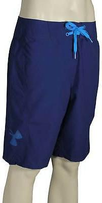 Under Armour Mania Boardshorts - American Blue / Electric Bl