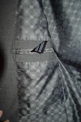 Men's Haggar Originals Gray Straight Fit Button Jacket