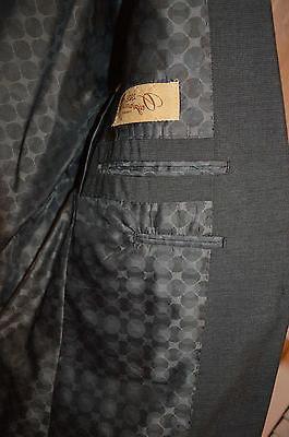 Men's Haggar Gray Button Coat Jacket