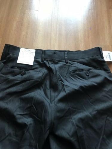 Calvin Men's 2 piece Slim-Fit Dark Suit /