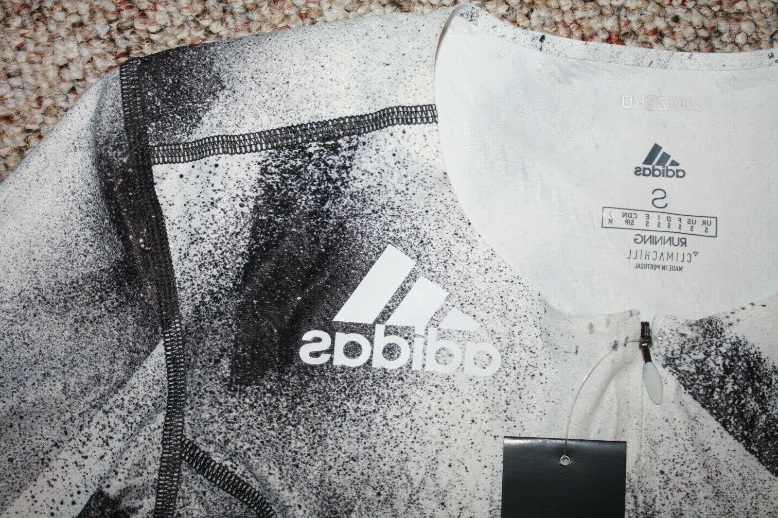 ADIDAS Sponsored & Field Speed Suit Singlet SMALL