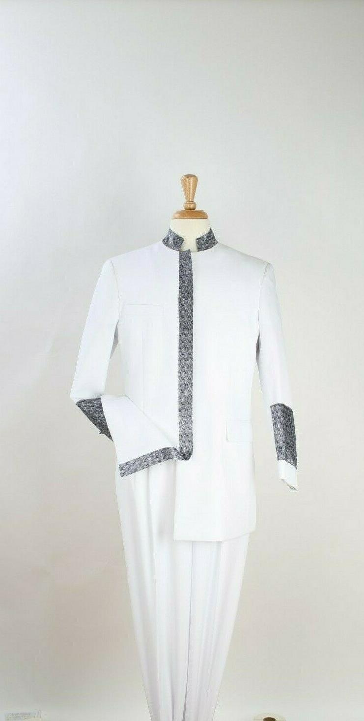 Apollo King Pastor Church Suit