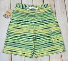 Izod Men's Board Swim Shorts Swimwear Swim Trunks Small S Gr