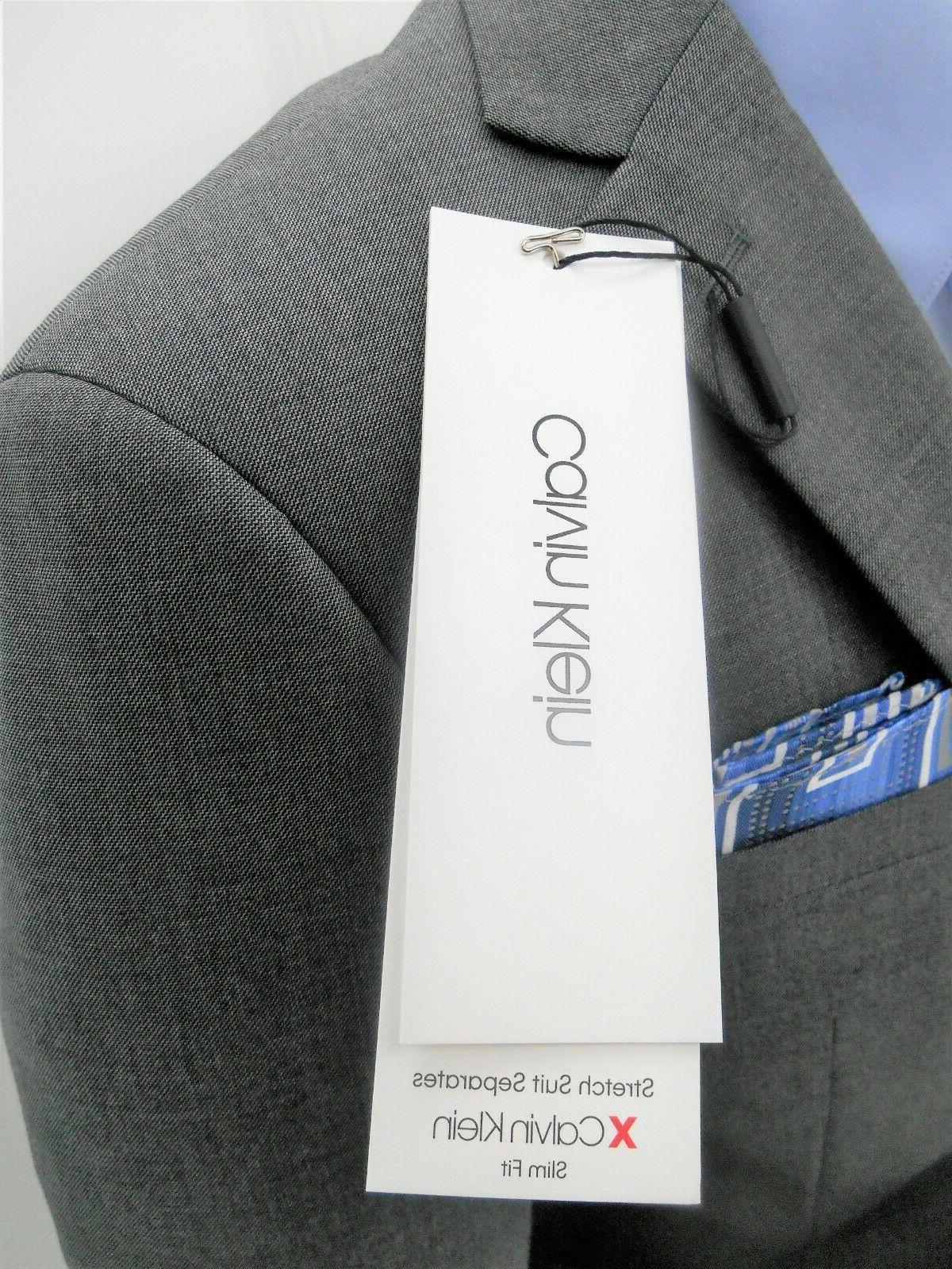 Calvin Grey Extreme Suit PRICE $130.00 40R