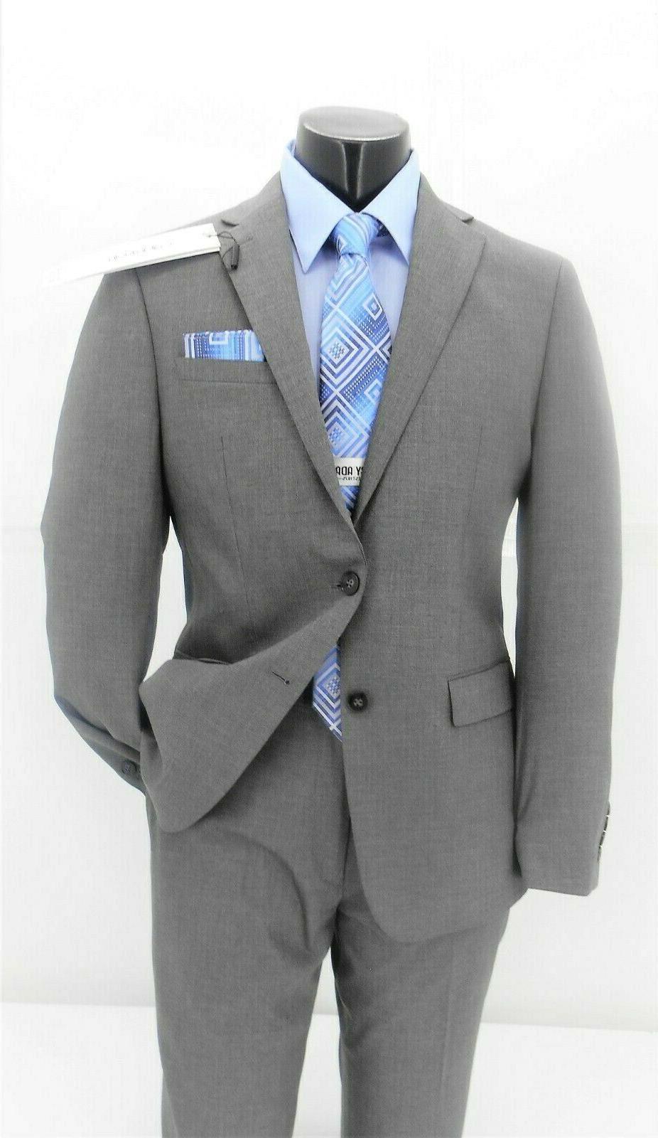 Calvin Men's Grey Extreme Slim Fit