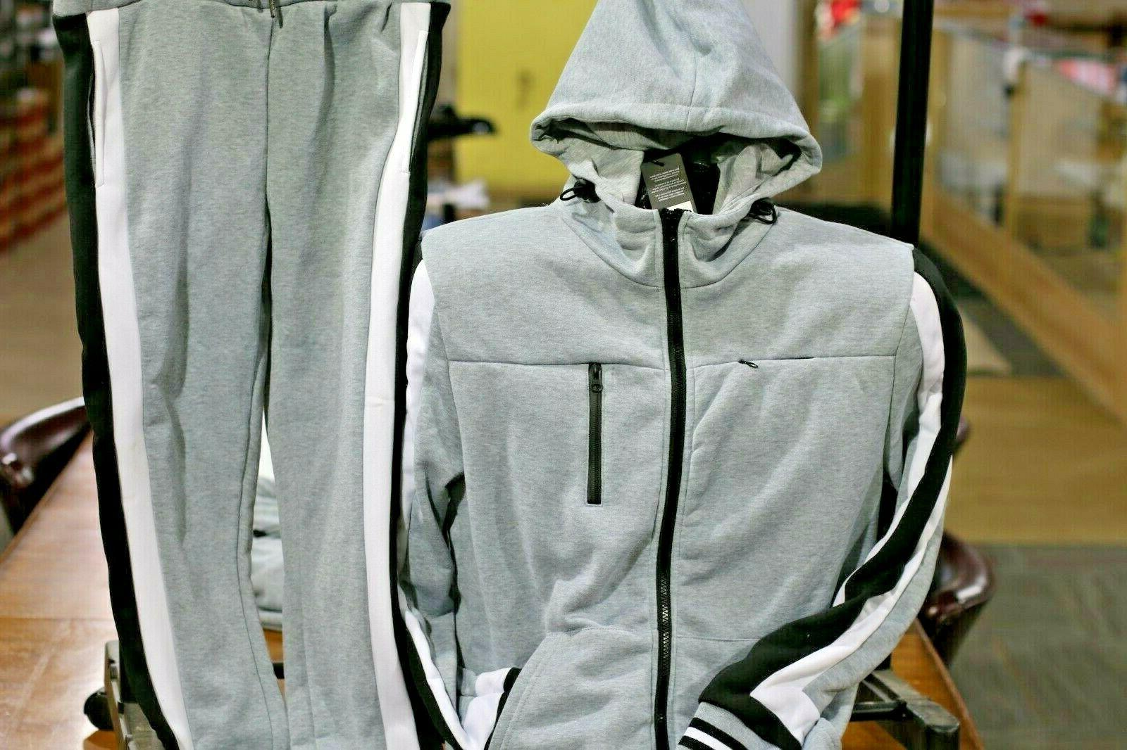 men s jogging suit fashion track