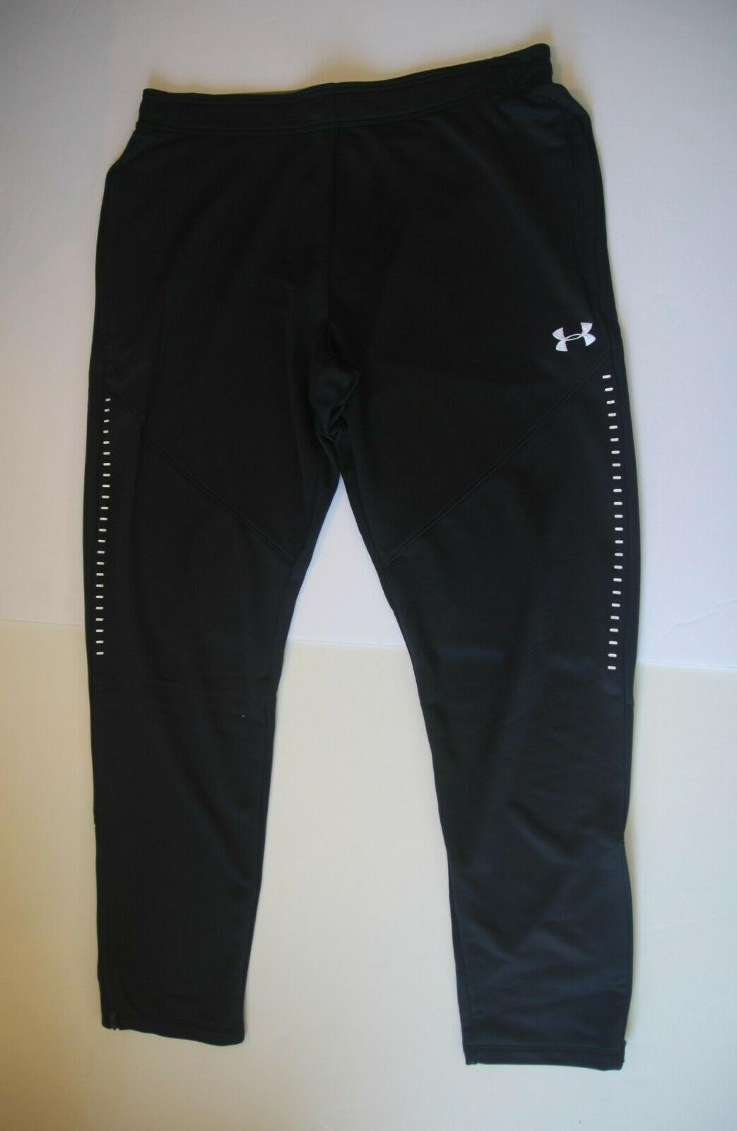 Under Armour Warm-Up Suit Jacket L XX XXX BLACK